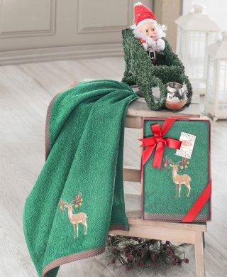 Набор подарочный(новогодний) 50х90 Karna