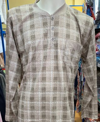 1701 пижама мужская(3пуг) Senara (Сенара)