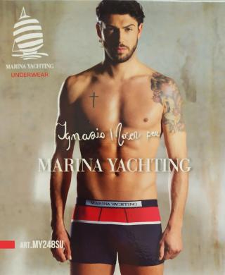 248MYSUтрусы мужские(шорты) Marina Yachting
