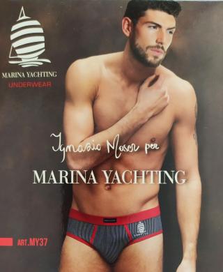 37MY трусы мужские Marina Yachting