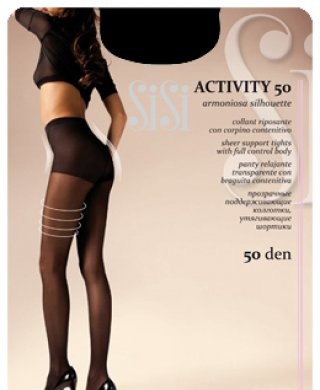 Activiti 50 колготки Sisi (Сиси)