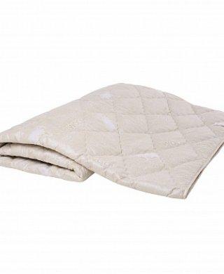 Одеяло 140х205 овечья шерсть СВС