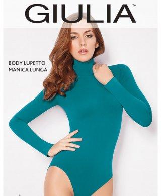 Body Lupetto Manica Lunga боди Giulia (Джулия)