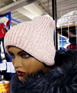 114 шапка женская