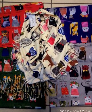 1986 платок женский