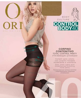 Control body 40 колготки Ori(Ори)