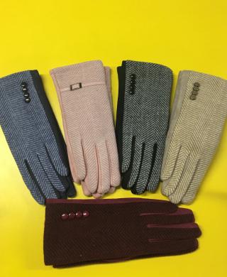13 перчатки женские