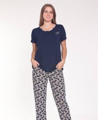 2155 пижама женская Весталия