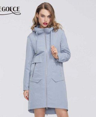 20064 пальто женское Miegofce