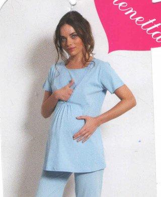 606015 комплект для беременных капри Vienetta Secret