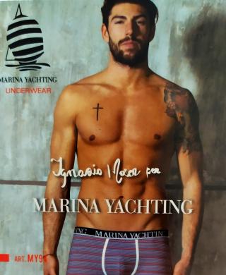 94MY шорты короткие мужские Marina Yachting