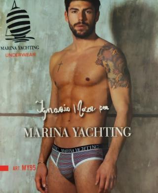 95MY трусы мужские Marina Yachting