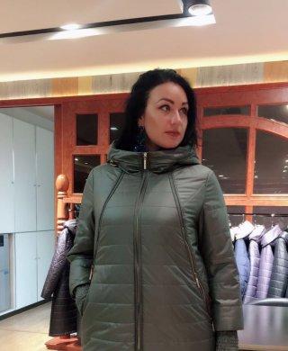 2303 куртка женская Astrid