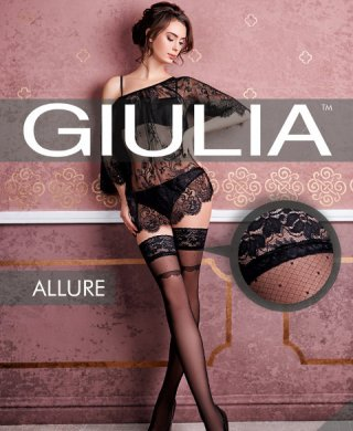 Allure 20 18 чулки Giulia (Джулия)