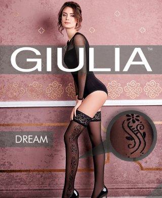 Dream 40 01 чулки Giulia (Джулия)