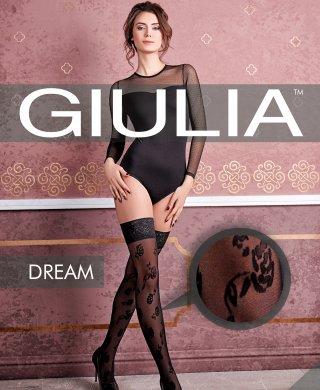 Dream 40 03 чулки Giulia (Джулия)