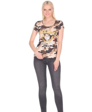 3440 футболка женская T.Sod(Т.Сод)