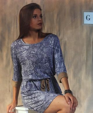 20124 платье домашнее женское Sevim (Севим)