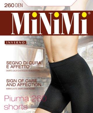 Piuma 260 шорты Minimi(Миними)