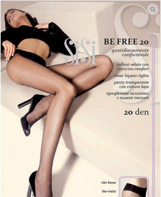 Be Free 20 колготки Sisi (Сиси)