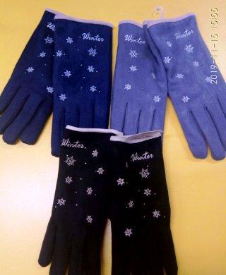 313 перчатки женские
