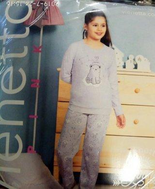 903114 комплект д/девочки брюки Vienetta