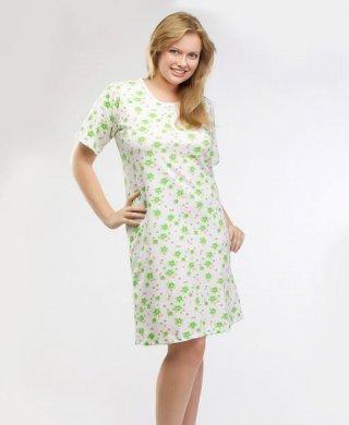 19 сорочка женская(короткий рукав) МоноТекс