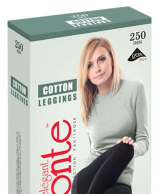 Cotton 250 легинсы Conte (Конте)