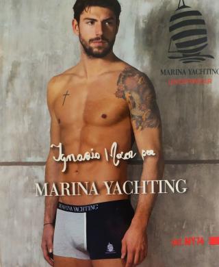74MY шорты короткие мужские Marina Yachting