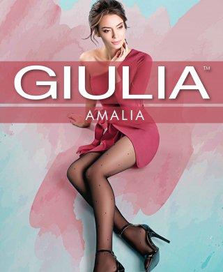 Amalia 09 колготки 20 d Giulia (Джулия)