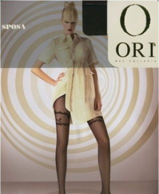 Sposa 40 ажур колготки Ori (Ори)