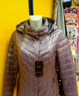1912 куртка женская Klasika Moda