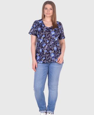 0387 футболка женская T.Sod(Т.Сод)