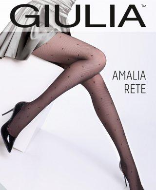 Amalia rete 40 колготки Giulia (Джулия)