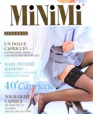 Capriccio 40 чулки MiNiMi (Миними)