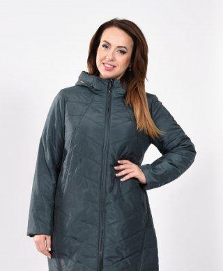 1801 пальто женское Klasika Moda