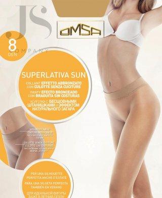 Superlativa 8 колготки Omsa (Омса)