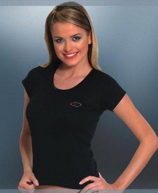 0313 футболка женская T.Sod(Т.Сод)