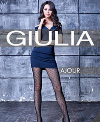 Ajour 02 60 колготки Giulia (Джулия)