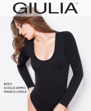 Body scollo ml боди Giulia (Джулия)