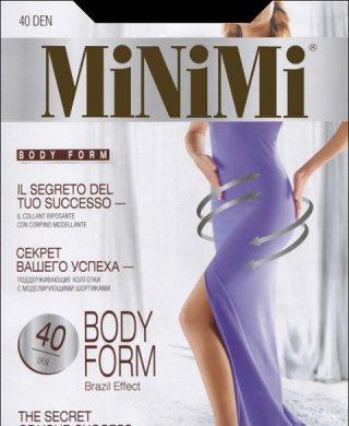Body Form 40 Minimi колготки