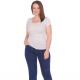 3379 футболка женская T.Sod(Т.Сод)