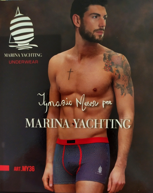 36MY трусы мужские(шорты) Marina Yachting