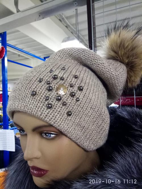 120 шапка женская