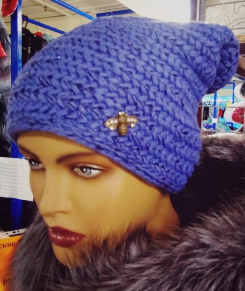 117 шапка женская