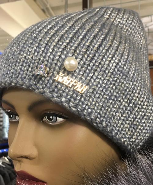 112 шапка женская