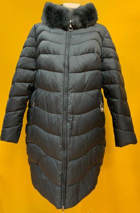2066-1 пальто женское(мех) Frisky(Фриски)