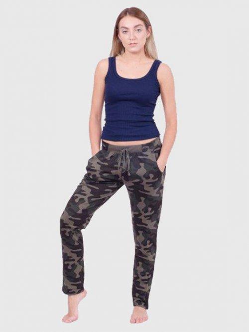 3527 брюки женские T- Cod (Т.Сод)