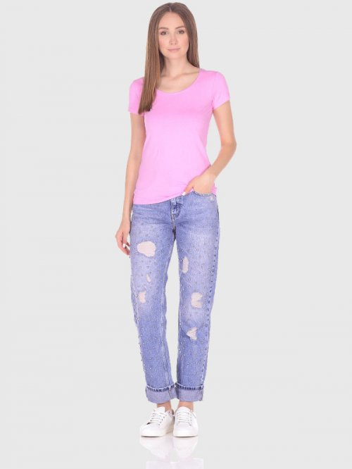 0361 футболка женская T.Sod(Т.Сод)