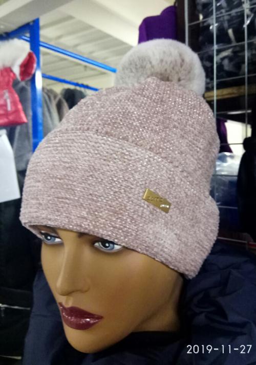 127 шапка женская